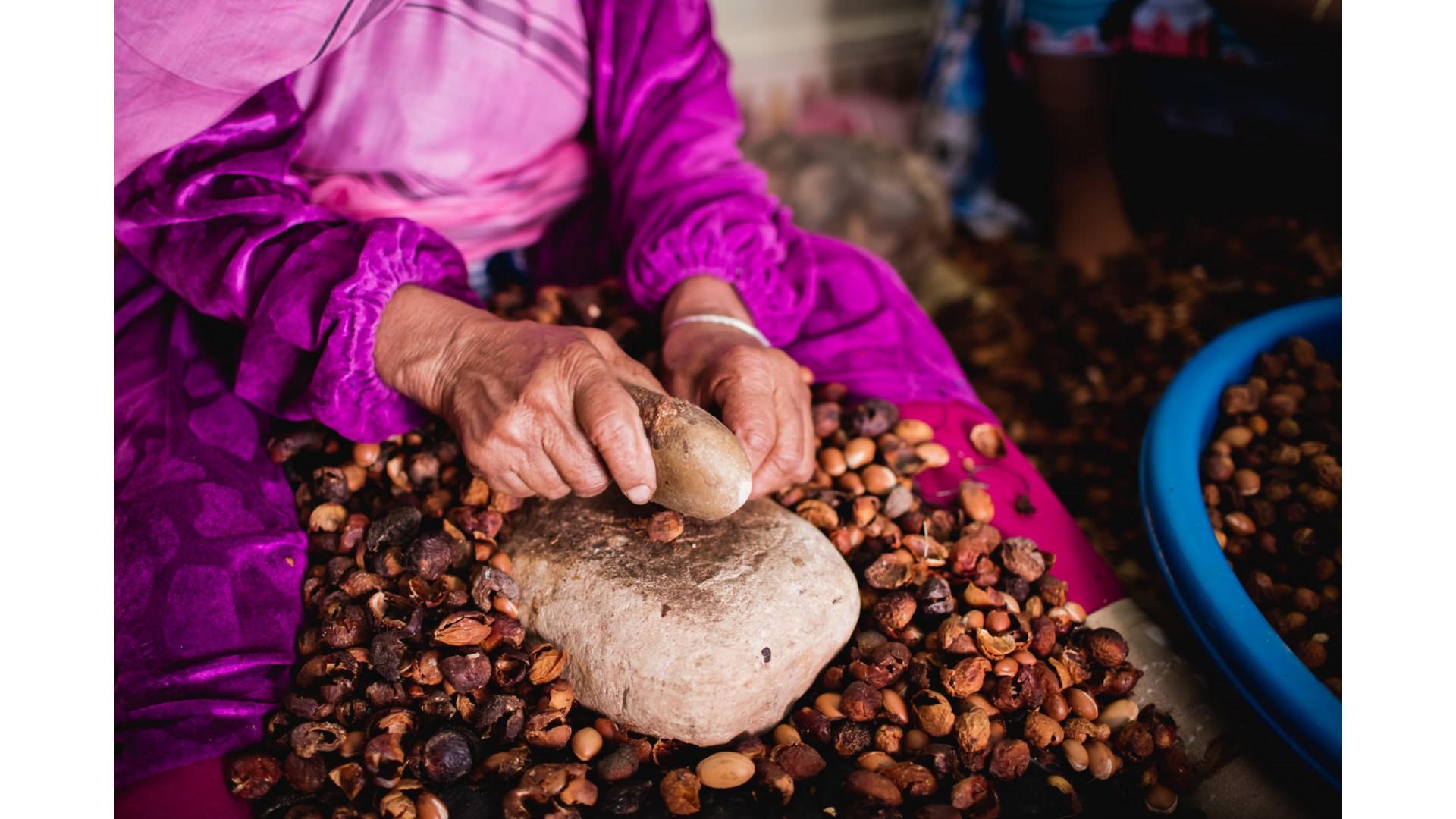 Arganovo olje iz Maroka