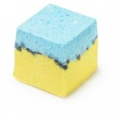 Blue Gardenia Salt Cube
